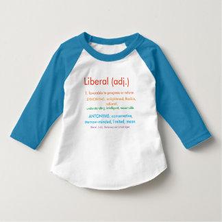 T-shirt Libéral fier