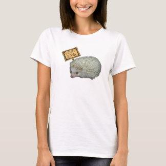 T-shirt Libérez le hérisson d'étreintes