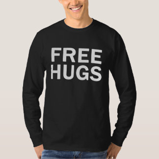 T-shirt Libérez le raglan de champion d'étreintes - hommes
