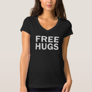 T-shirt Libérez les étreintes Bella V - cou - les femmes