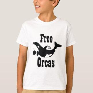 T-shirt Libérez les orques