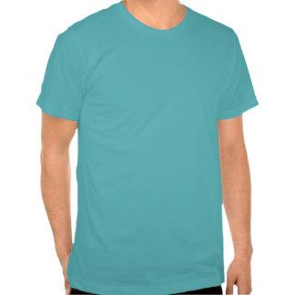 T-Shirt Libertarien Bleu