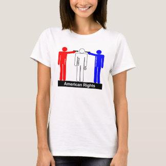 T-shirt Liberté américaine ?