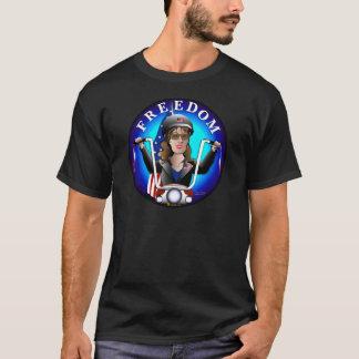 T-shirt Liberté de Sarah Palin