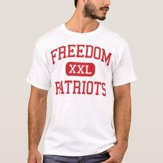T-shirt Liberté - patriotes - lycée - Orlando la Floride