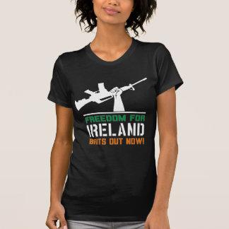 T-shirt Liberté pour l'Irlande !