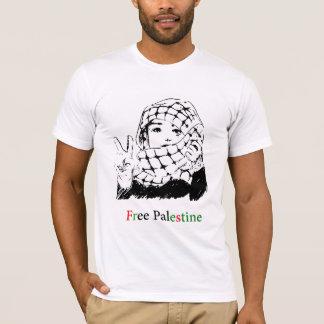 T-shirt libre de la Palestine