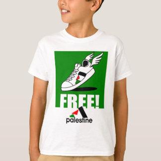T-shirt Libre ! La Palestine