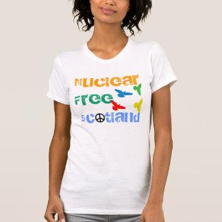 T-shirt libre nucléaire de l'Ecosse