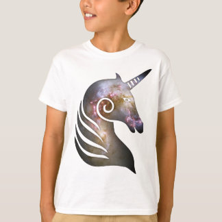 T-shirt Licorne cosmique