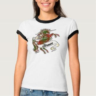 T-shirt Licorne de tartan de Bruce