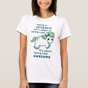 T-shirt Licorne impressionnante