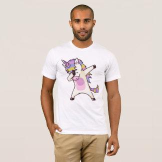 T-shirt Licorne tamponnante Amérique