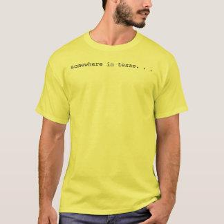 T-shirt l'idiot de village du Texas