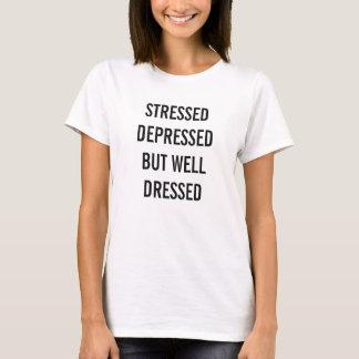 T-shirt Life motto