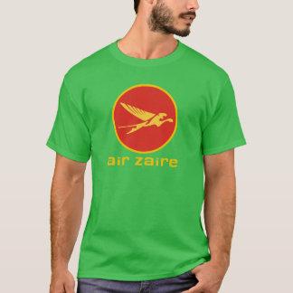 T-shirt Ligne aérienne d'Air Zaïre