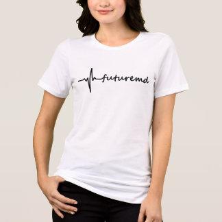 T-shirt Ligne conception de DM ECG d'avenir