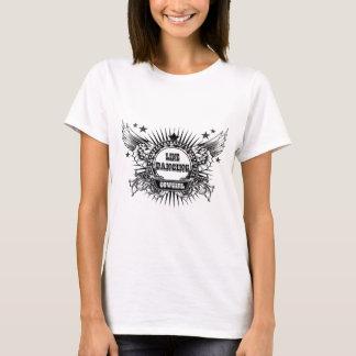 T-shirt Ligne cow-girl de danseur