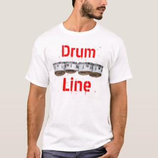 T-shirt Ligne de tambour