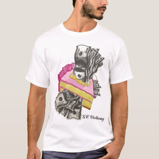T-shirt Ligne d'habillement de CHROMATOGRAPHIE GAZEUSE