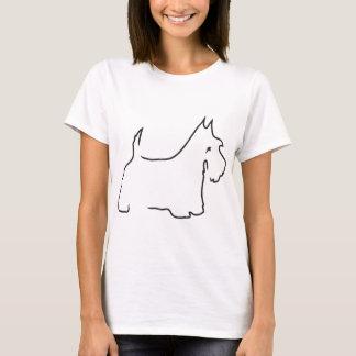 T-shirt Lignes de Scottie
