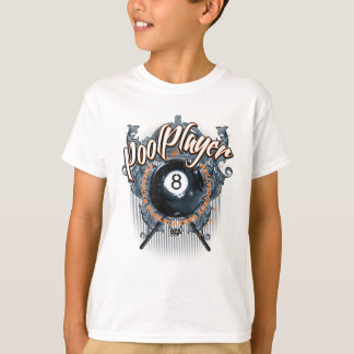 T-shirt Ligue Poolplayer 2014