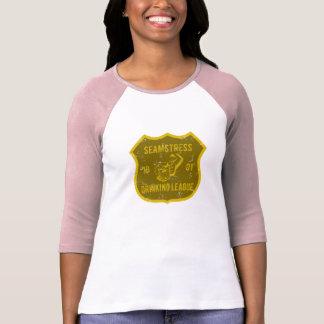 T-shirt Ligue potable d'ouvrière couturière