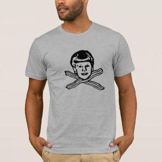 T-shirt Lil Chiz aime la chemise de lard !
