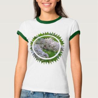 T-shirt lilas de dames