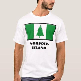 T-shirt L'Île Norfolk