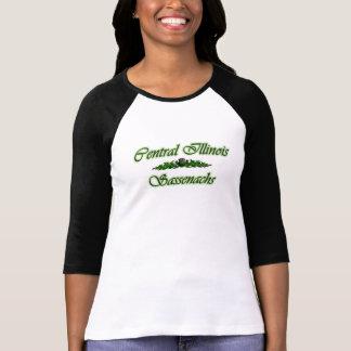 T-shirt L'Illinois central Sassenachs