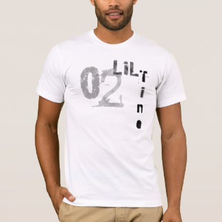 T-shirt LilTino s'est fané