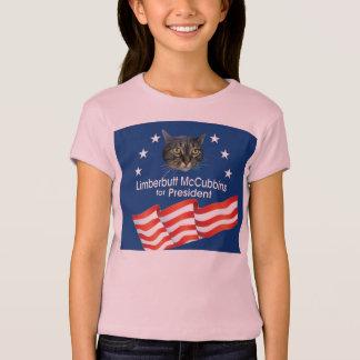 T-shirt Limberbutt McCubbins pour Prez