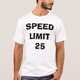 T-SHIRT LIMITATION DE VITESSE                        25