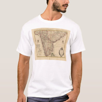 T-shirt L'Inde et le Bangladesh