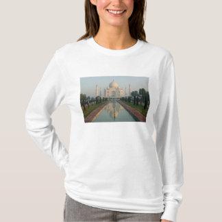 T-shirt L'INDE, uttar pradesh, Âgrâ : Le Taj Mahal, matin