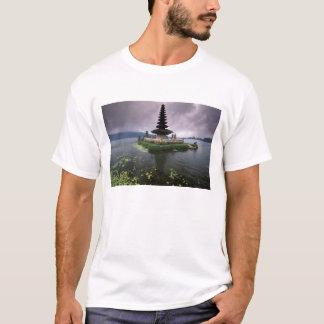 T-shirt L'Indonésie, Bali, temple d'Ulun Danu