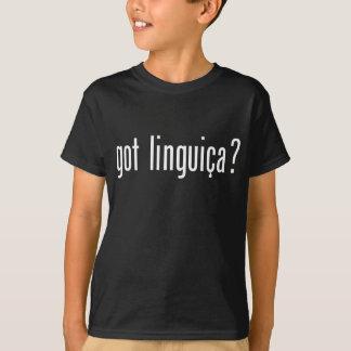 T-shirt linguica obtenu ?