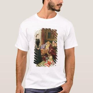 T-shirt L'institutrice, 1860 (huile sur la toile)