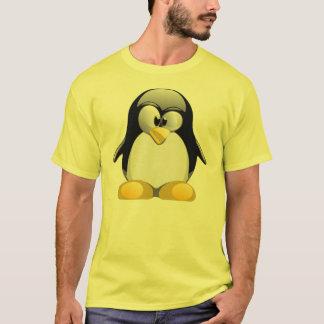 T-shirt Linux androïde officiel Tux