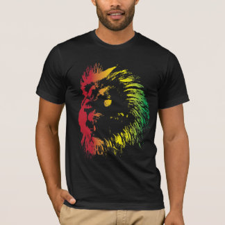 T-shirt Lion 2 de Rasta