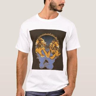 T-shirt Lion dans Zion