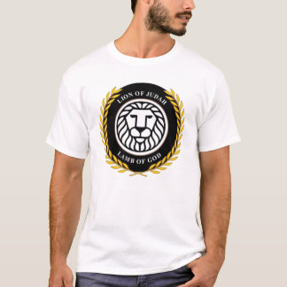 T-SHIRT LION DE JUDAH