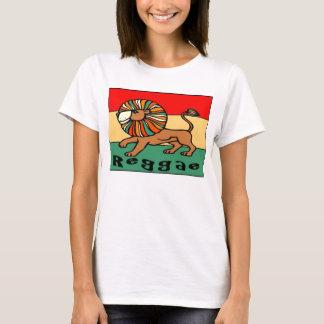 T-shirt Lion de reggae