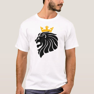 T-shirt lion de roi