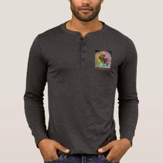 T-shirt Lion de Yahshua et douille T de 12 tribus longue
