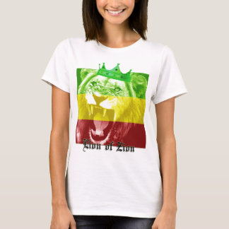T-shirt Lion de Zion