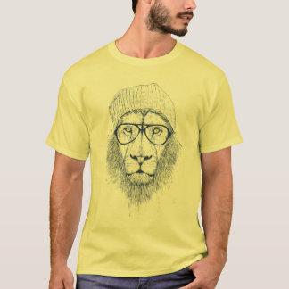 T-shirt Lion frais