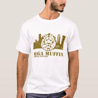 T-shirt Lion Inna Babylone