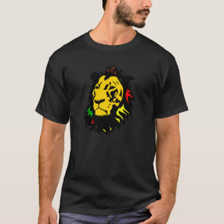T-shirt LION LOOK Jamaican
